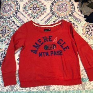 American Eagle sweatshirt. XL